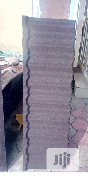 Brown Classic Stone Coated Roofing Sheet For   Building & Trades Services for sale in Lagos State, Ajah