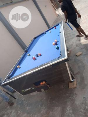 Locally Made Snooker With Accessories   Sports Equipment for sale in Lagos State, Ikeja