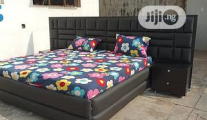 Values,,,, Upholstery Padding Bed Frame,,,,,,6 X 6 | Furniture for sale in Lagos State, Ajah