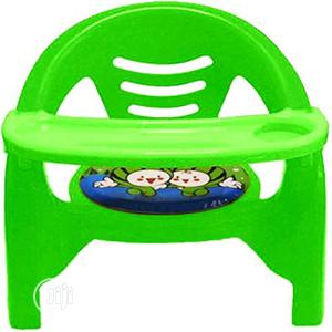 Happy Baby Baby Chair With Attached Table Top   Children's Furniture for sale in Lagos State, Amuwo-Odofin