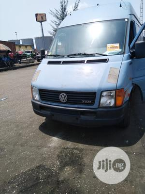 Clean Tokunbo Volkswagen LT 2002 Blue   Buses & Microbuses for sale in Lagos State, Mushin
