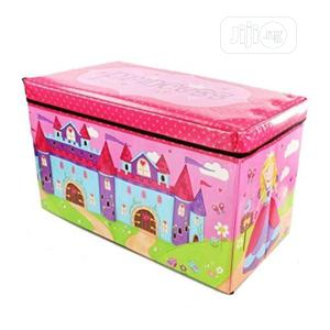 Kids Childrens Large Room Tidy Toy Quality Storage Box | Children's Furniture for sale in Lagos State, Amuwo-Odofin