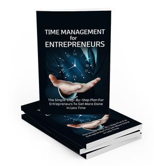 Time Management for Entrepreneurs (E-Book)   Books & Games for sale in Ogun State, Ado-Odo/Ota