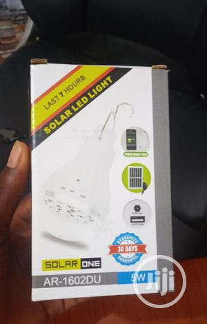 5watts Solar All In One Bulb | Solar Energy for sale in Lagos State, Ojo
