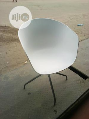 Smart Strong Swivel Fibre Studio or Outdoor Chair Brand New | Furniture for sale in Lagos State, Ikorodu