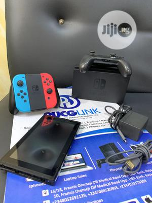 Nintendo Switch Preowned Full Kit | Video Game Consoles for sale in Lagos State, Ikeja