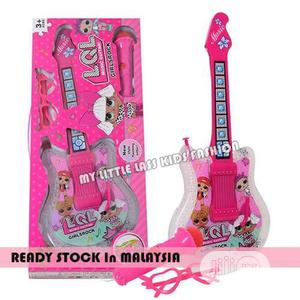 Musical Lol Surprise Guitar Education Toy   Toys for sale in Lagos State, Amuwo-Odofin