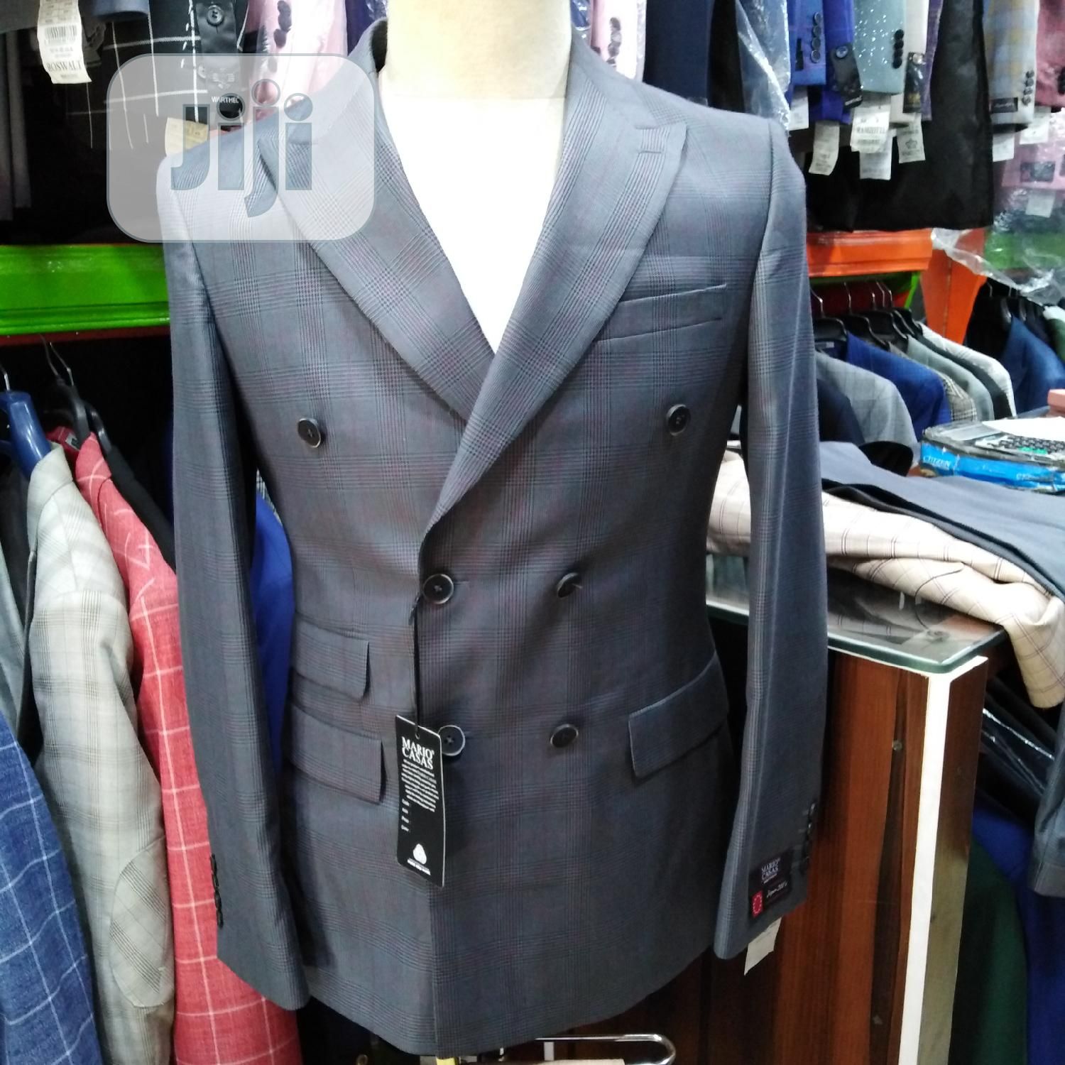 Archive: Turkish Double Breasted Suit