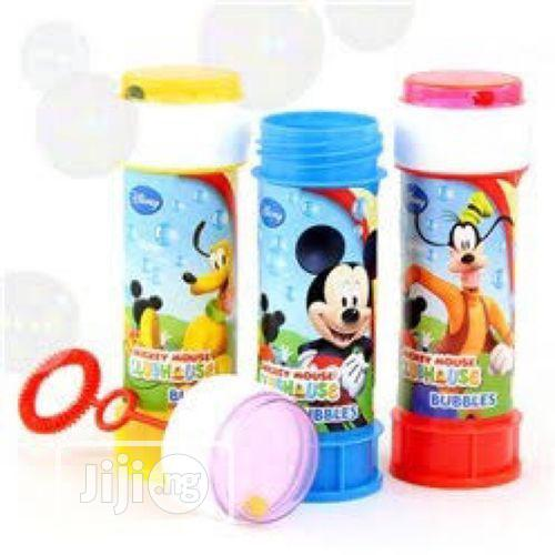 12pcs Character Bubbles for Kids   Toys for sale in Amuwo-Odofin, Lagos State, Nigeria