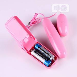 Double Head Jump Eggs Vibrator Bullet Vibrator Clitoris Stimulators   Sexual Wellness for sale in Imo State, Owerri