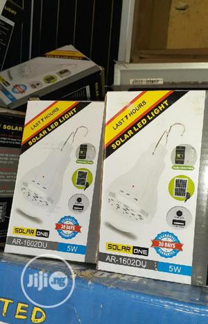 5watts All In One Bulb | Solar Energy for sale in Lagos State, Ojo