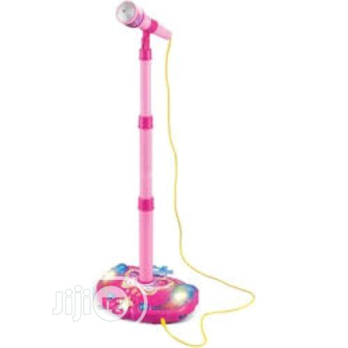 Adjustable Stand Microphone Music Microphone Toy