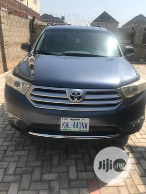 Toyota Highlander 2012 Gray | Cars for sale in Abuja (FCT) State, Central Business District