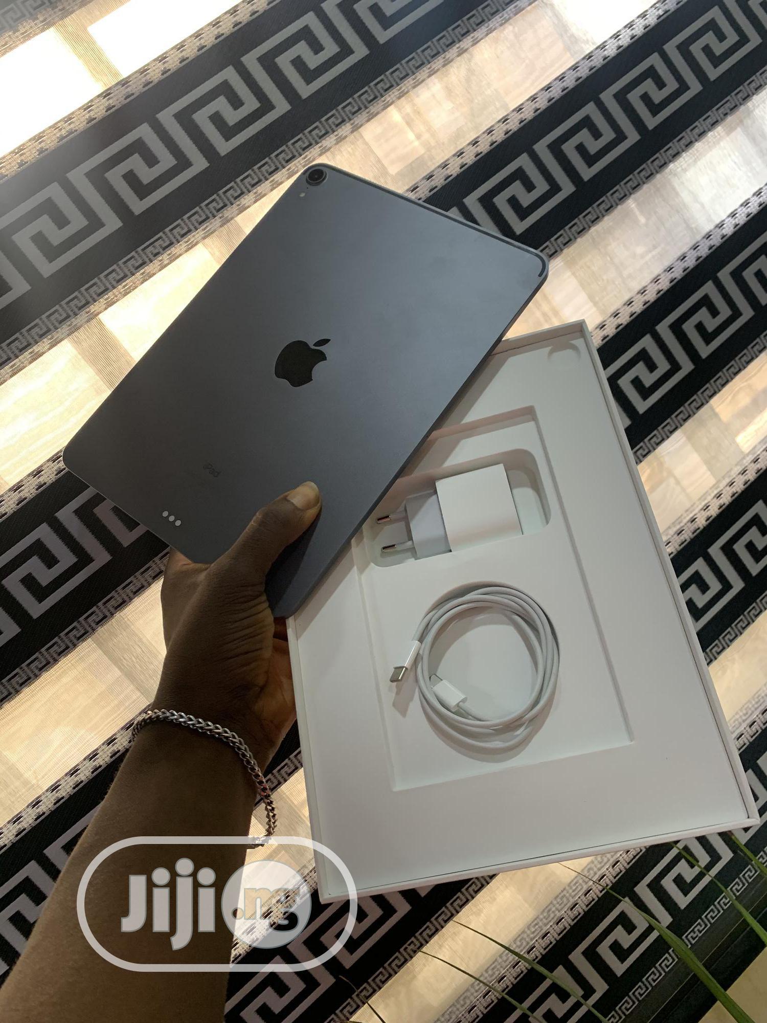 Apple iPad Pro 12.9 (2018) 64 GB Gray | Tablets for sale in Ikeja, Lagos State, Nigeria