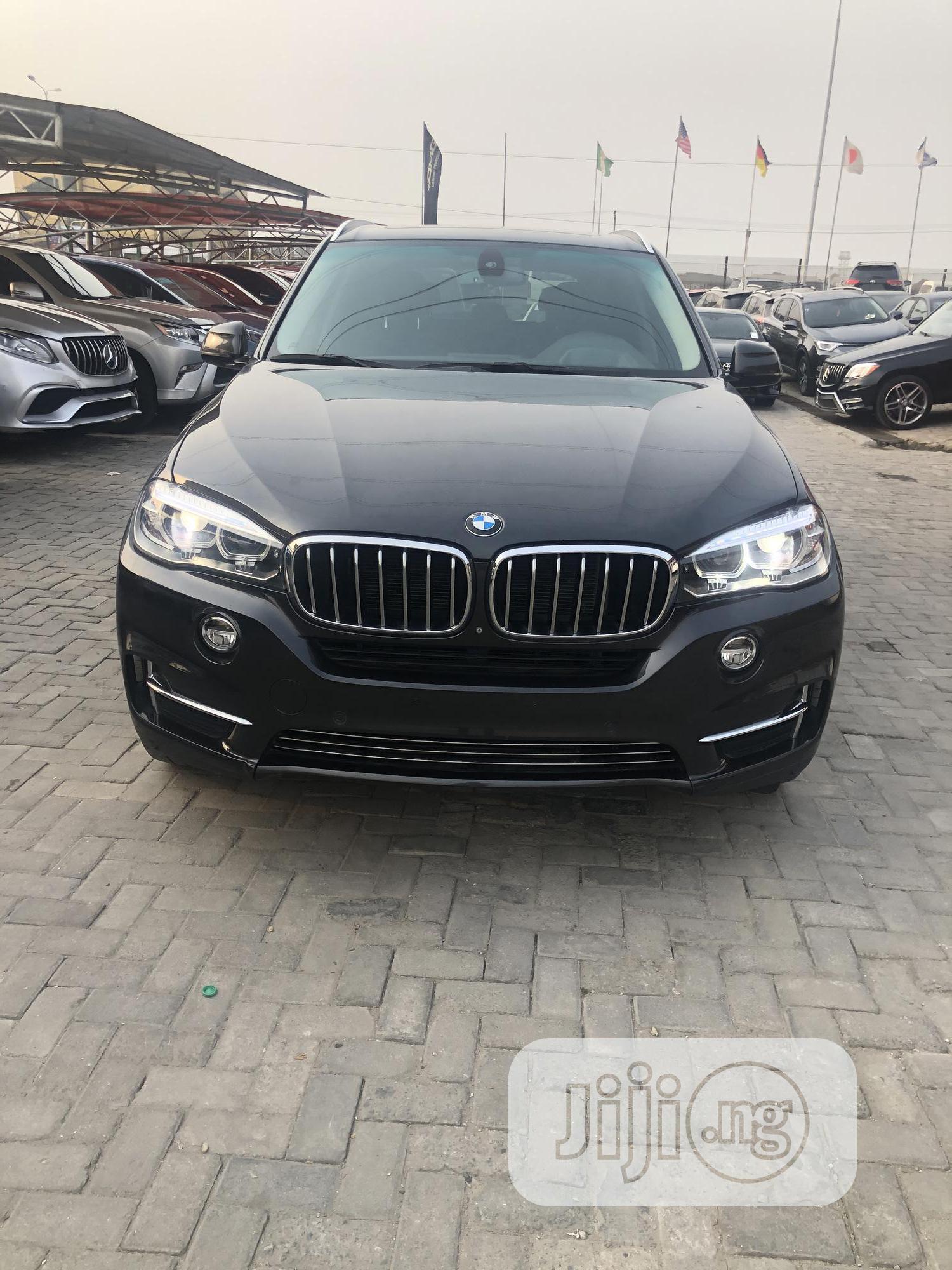 BMW X5 2014 Gray