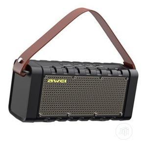 Awei Y668 Wireless Bluetooth Speaker | Audio & Music Equipment for sale in Lagos State, Shomolu