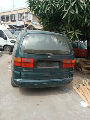Volkswagen Sharan 1999 2.0 Green   Cars for sale in Lagos State, Amuwo-Odofin