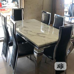 High Grade Marble Dining Table   Furniture for sale in Lagos State, Lekki