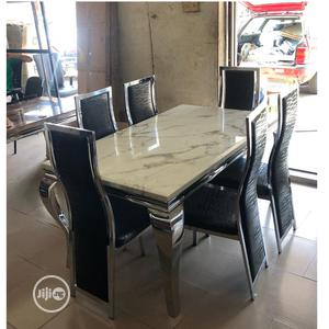 Top Class Marble Dining Table   Furniture for sale in Lagos State, Lekki