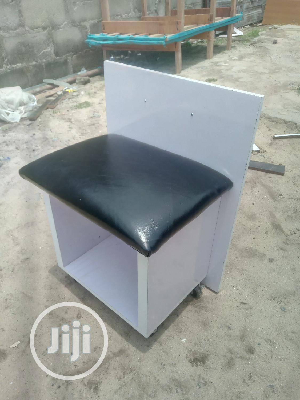 Set of Room Bed Frame Wardrobe Dresing Mirror | Furniture for sale in Lekki, Lagos State, Nigeria