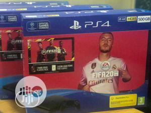 Ps4 With FIFA 20 Cd   Video Game Consoles for sale in Lagos State, Ikeja