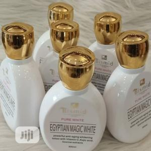 Bismid Egyptian Magic White Half Cast Whitening Lotion   Skin Care for sale in Lagos State, Ojo