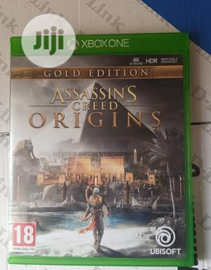 Xbox One Assassin's Creed Origin Gold Edition   Video Games for sale in Lagos State, Ikeja