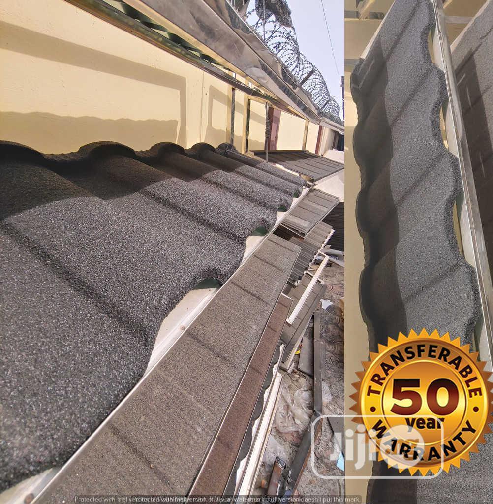 Hps New Zealand Gerard Stone Coated Roof Roman