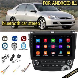 """10"""" Car Android Stereo With GPS Navigation for Honda Accord   Vehicle Parts & Accessories for sale in Lagos State, Ojo"""