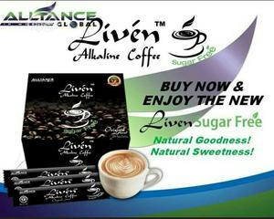 Liven Alkaline Coffee Sugar Free   Sexual Wellness for sale in Edo State, Benin City