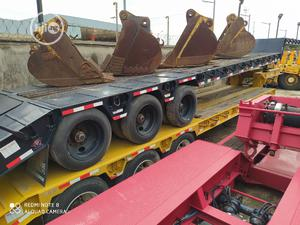 New 50/60tons Rear/Front Load Globe Lowbed Trailer 4sale   Trucks & Trailers for sale in Lagos State, Amuwo-Odofin