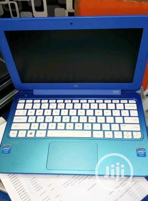 Laptop HP Stream 11 2GB Intel Core 2 Duo HDD 160GB | Laptops & Computers for sale in Ogun State, Ado-Odo/Ota