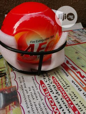 Fireball Automatic Fire Extinguisher Ball With Stand | Safetywear & Equipment for sale in Lagos State, Ikeja