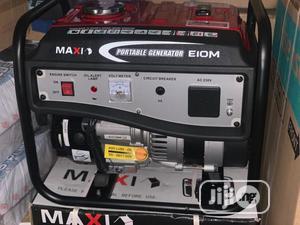 Maxi 1.2kva Generator | Electrical Equipment for sale in Lagos State, Ajah