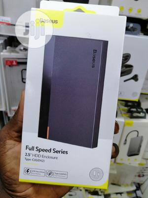 """Baseus Type-c (GEN2) 2.5""""HDD Enclosure High Speed 