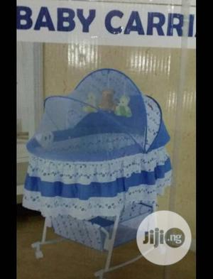 Baby Carrier Bed With Net Cover | Children's Gear & Safety for sale in Lagos State, Lagos Island (Eko)