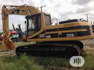 Caterpillar Excavator 325BL Directly Tokunbo   Heavy Equipment for sale in Lagos State, Ajah