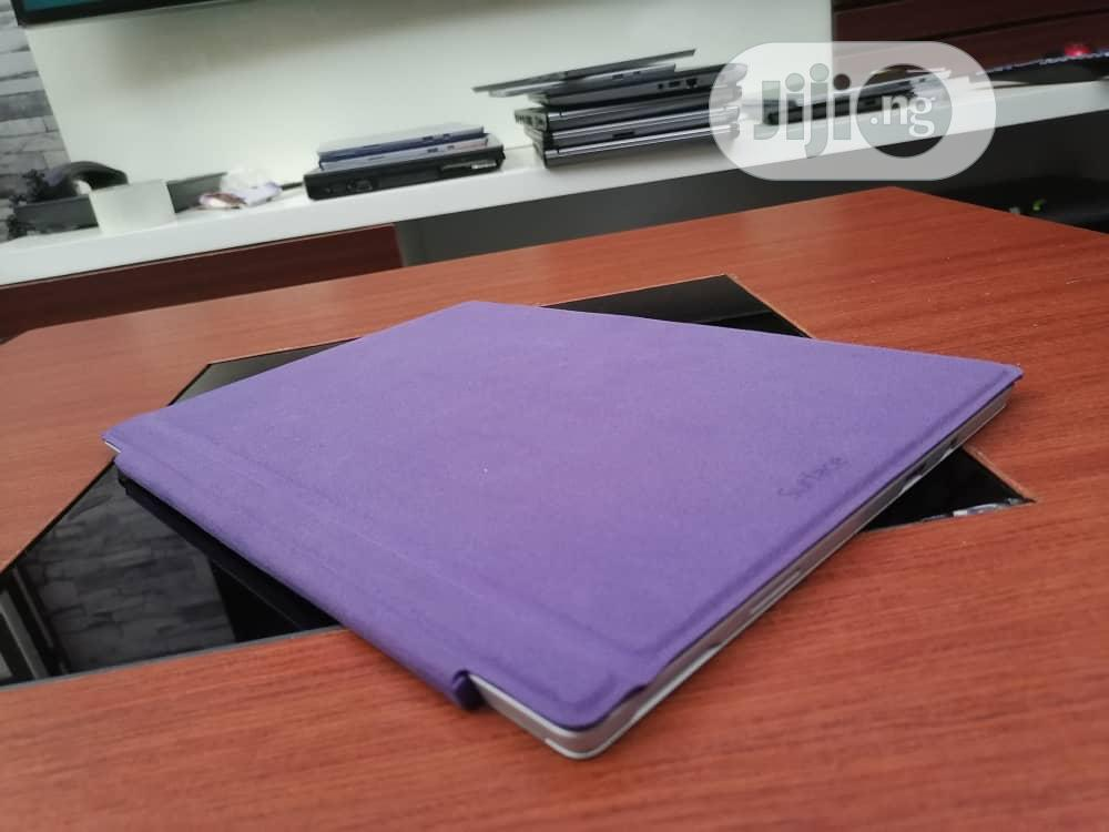 Laptop Microsoft Surface Pro 4 4GB Intel Core i5 SSD 128GB   Laptops & Computers for sale in Ikeja, Lagos State, Nigeria