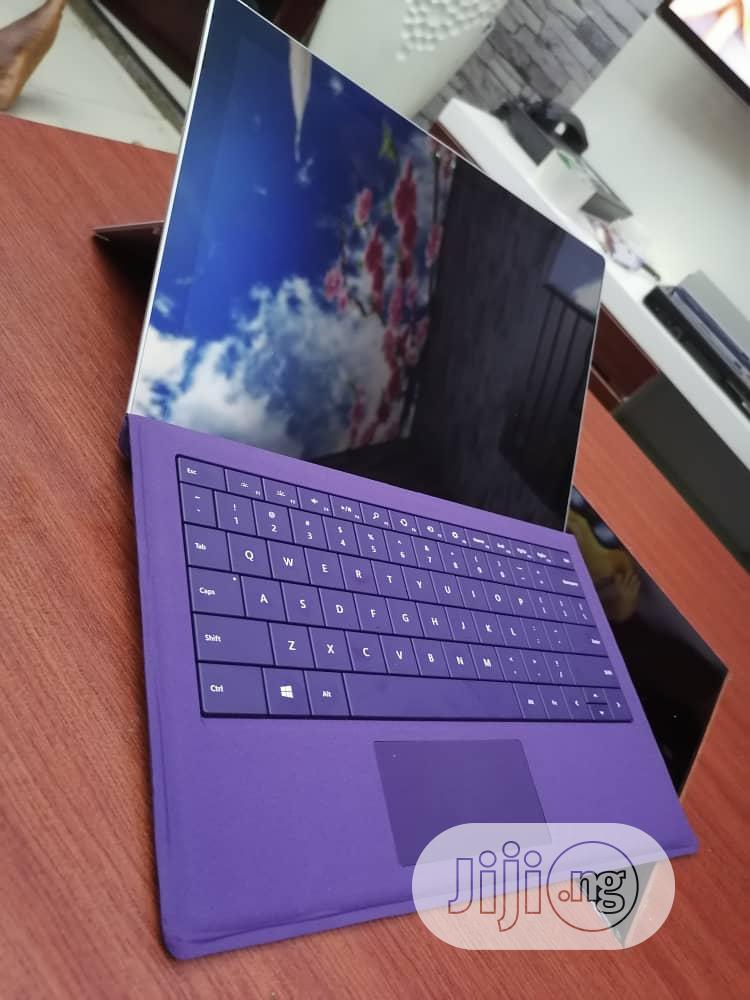 Laptop Microsoft Surface Pro 4 4GB Intel Core i5 SSD 128GB