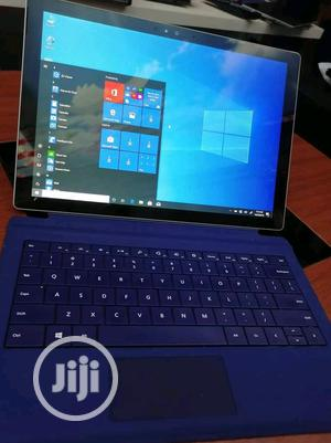 Laptop Microsoft Surface Pro 4 4GB Intel Core i5 SSD 128GB | Laptops & Computers for sale in Benue State, Makurdi