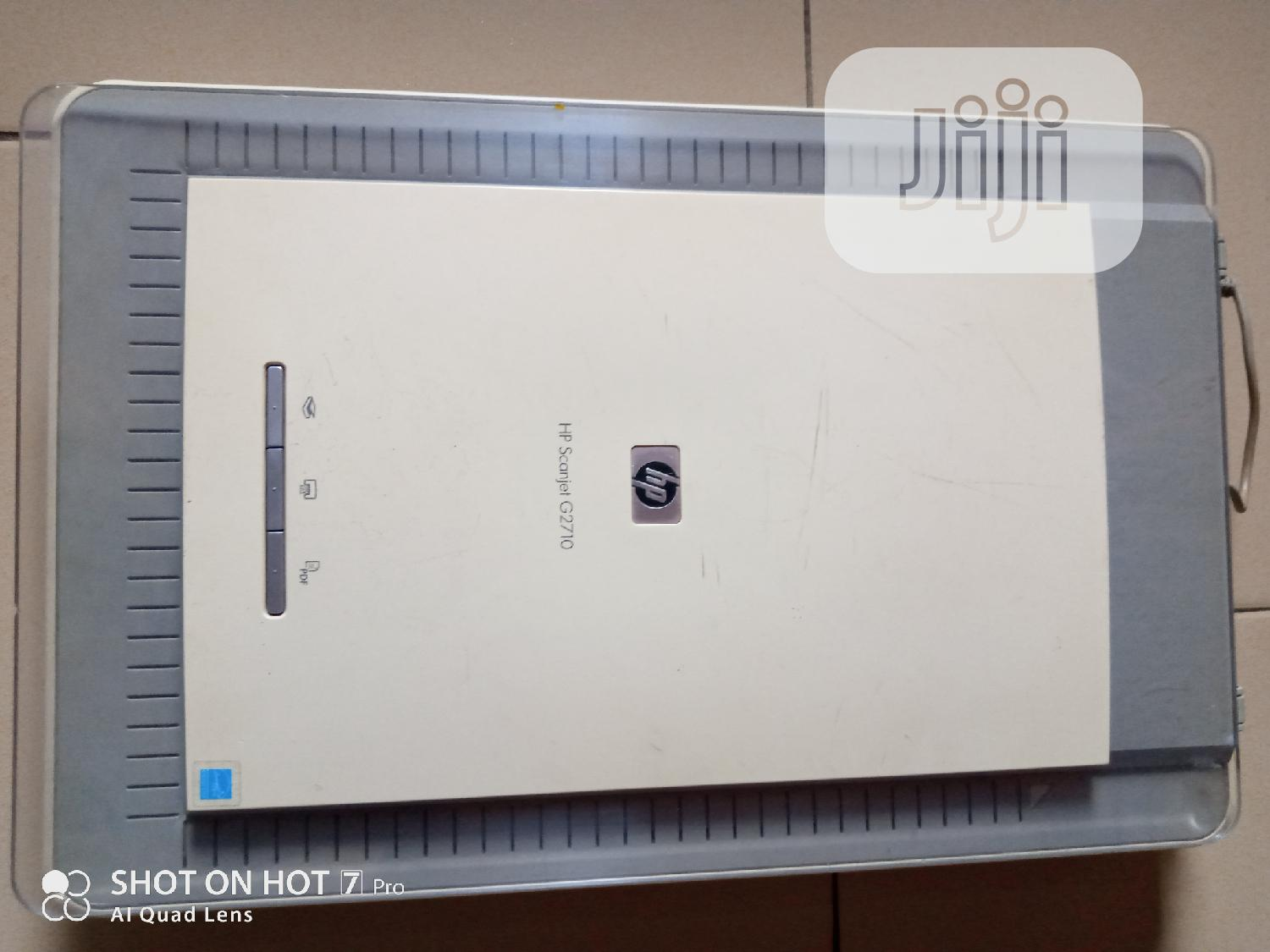 HP Scanjet G2710 for Sale   Printers & Scanners for sale in Ikotun/Igando, Lagos State, Nigeria