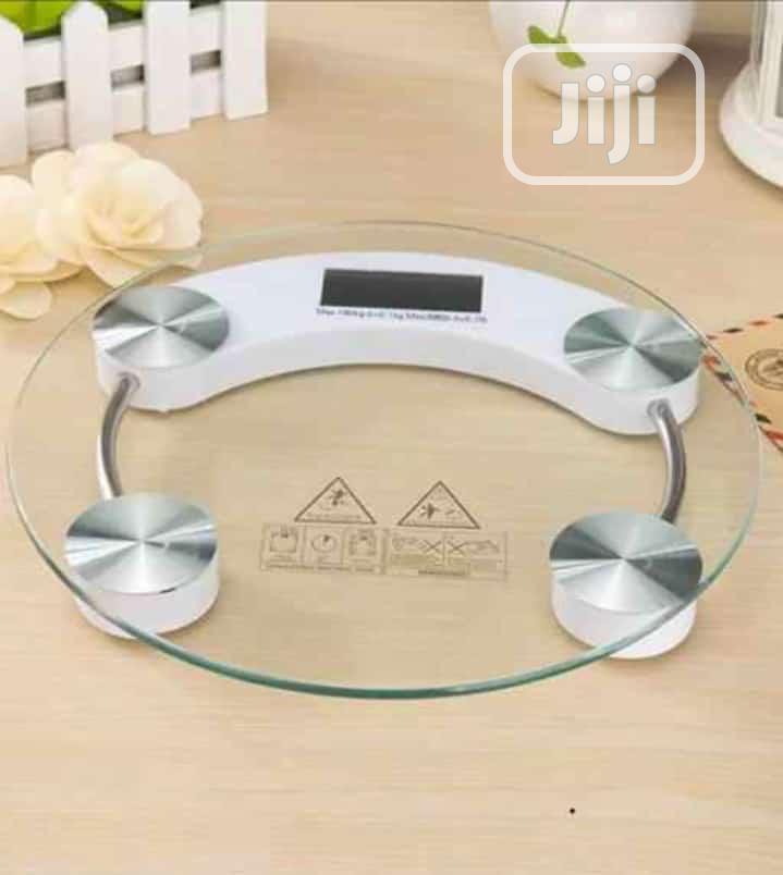 Bathroom Digital Personal Weighing Scale