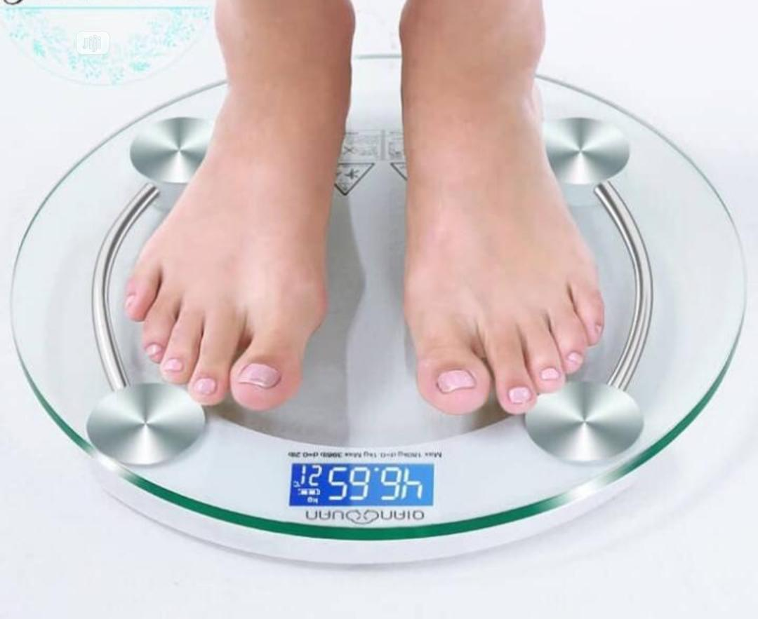 Bathroom Digital Personal Weighing Scale | Home Appliances for sale in Ikeja, Lagos State, Nigeria