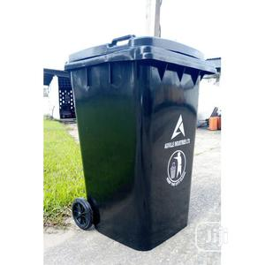 Industrial Waste Bin, Black 240L | Home Accessories for sale in Lagos State, Lagos Island (Eko)