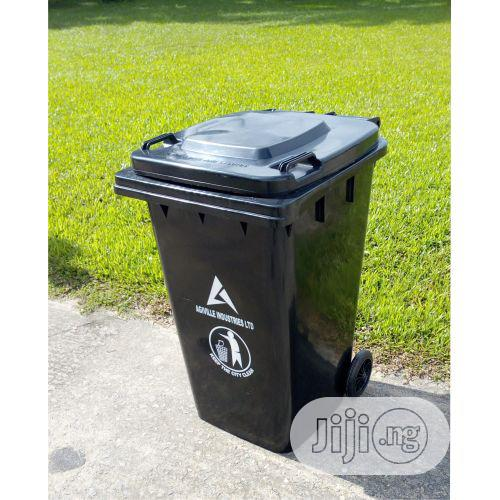 Industrial Waste Bin, Black 240L | Home Accessories for sale in Lagos Island (Eko), Lagos State, Nigeria