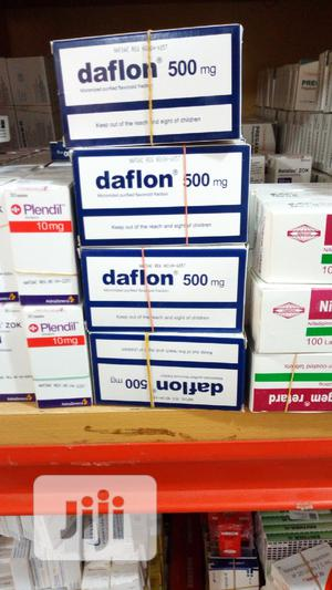 Varicose Veins Treatment With Daflon 500 Mg And For Pile Treatment   Skin Care for sale in Abuja (FCT) State, Wuse 2