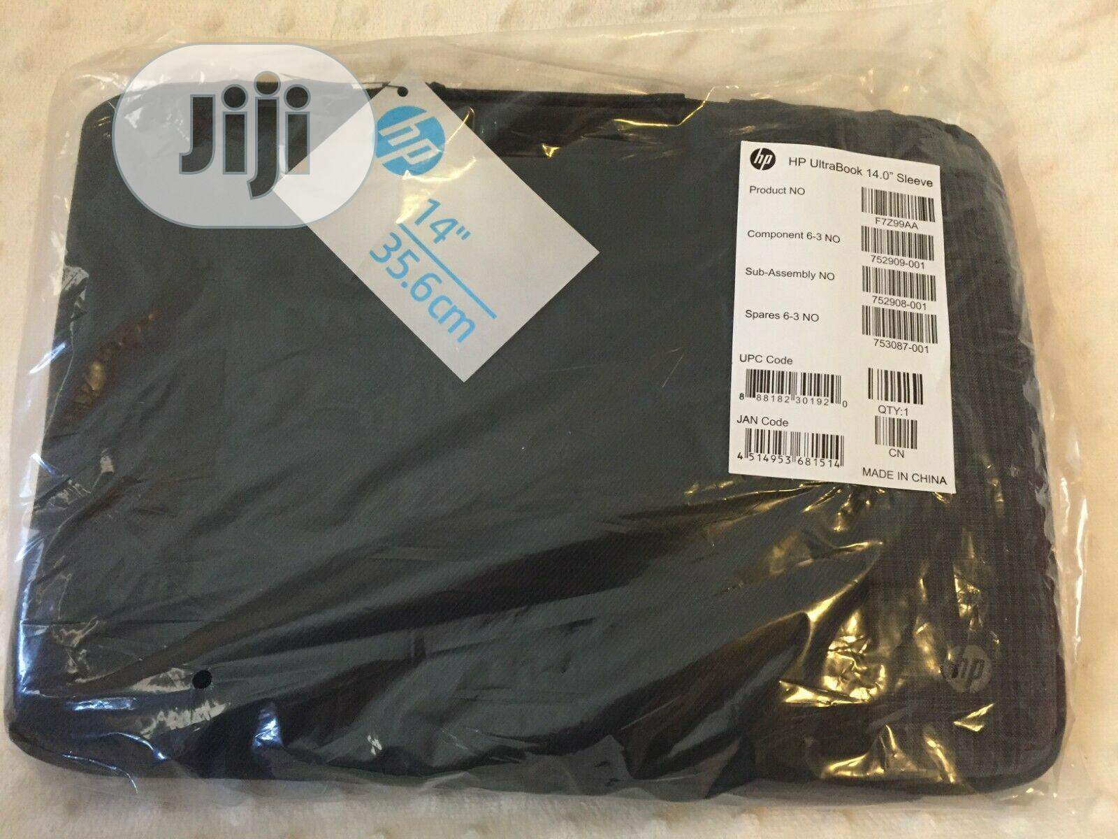 "Archive: HP Ultrabook Sleeve - Notebook Laptop Bag Case Sleeve - 14"" Inch"