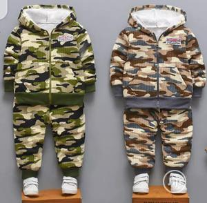2pcs Camo Inspired Jogger   Children's Clothing for sale in Lagos State, Surulere