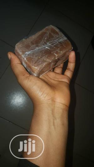 Brown Glowing Soap | Bath & Body for sale in Lagos State, Isolo