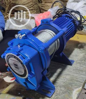 Electric Hoist Machine 2000kg   Manufacturing Equipment for sale in Lagos State, Ojo